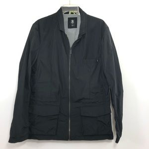 Adidas Windbreaker Jacket SLVR Collection Large